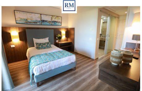 Une chambre de Resort Medical