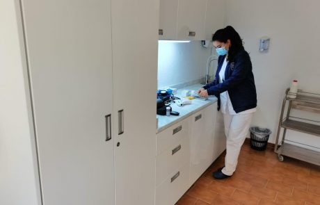 L'infirmerie de Resort Medical Sousse