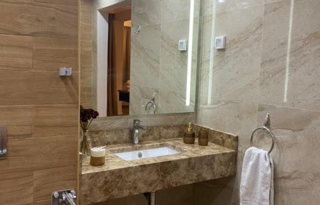 salle de bain resort sousse