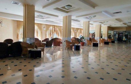 la salle de réception de resort sousse