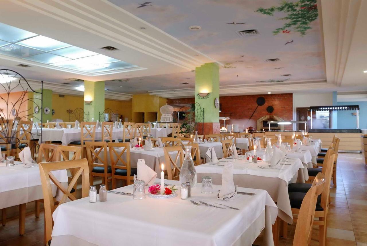 restaurant de resort sousse