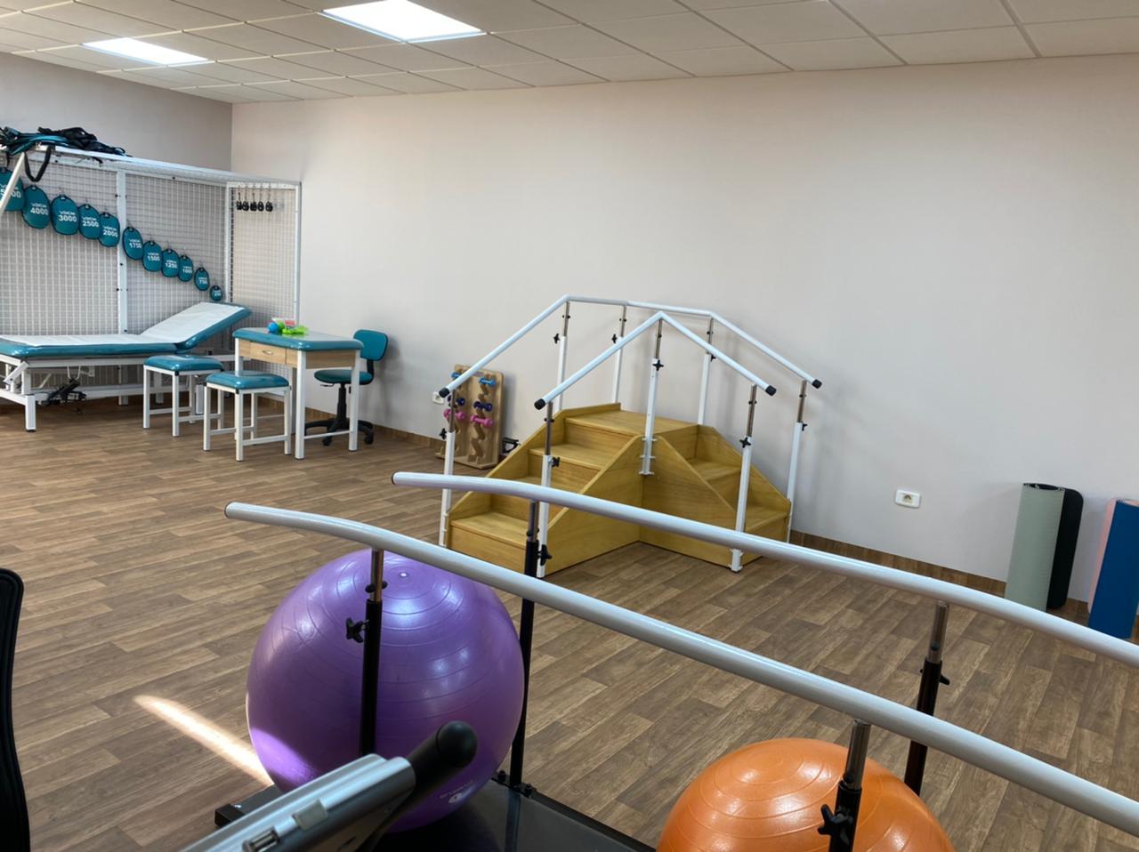 salle de sport,rééducation resort sousse